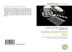 Bookcover of Academy Award for Best Story