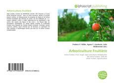 Couverture de Arboriculture Fruitière