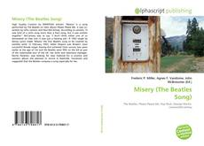 Bookcover of Misery (The Beatles Song)
