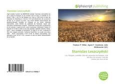 Buchcover von Stanislas Leszczyński