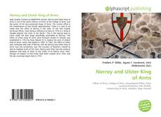 Bookcover of Norroy and Ulster King of Arms