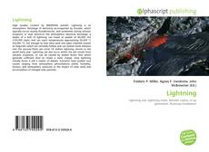 Bookcover of Lightning