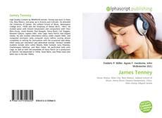 Capa do livro de James Tenney