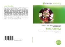 Buchcover von Hello, Goodbye