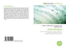 Copertina di Duke Ellington