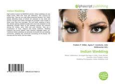 Portada del libro de Indian Wedding