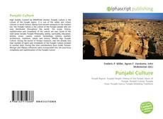 Punjabi Culture kitap kapağı