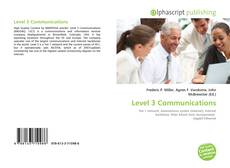 Bookcover of Level 3 Communications