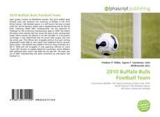 2010 Buffalo Bulls Football Team的封面