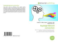 Bookcover of Rayleigh-Bénard convection