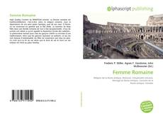 Bookcover of Femme Romaine