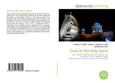 Bookcover of Fruit of the Holy Spirit