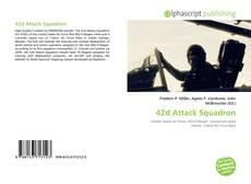 Capa do livro de 42d Attack Squadron