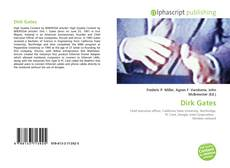 Bookcover of Dirk Gates