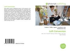 Couverture de Loft Conversion