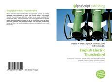 English Electric Thunderbird的封面