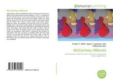 Copertina di McCartney (Album)
