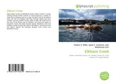 Bookcover of Elkhorn Creek