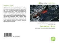 Couverture de Demetrius I Soter