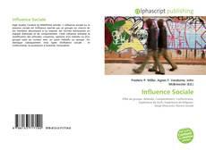 Borítókép a  Influence Sociale - hoz