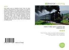 Bookcover of 4-6-0