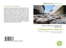 Portada del libro de Standing Stone (Album)