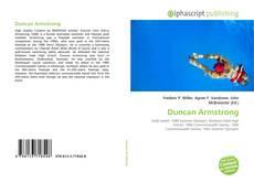 Capa do livro de Duncan Armstrong