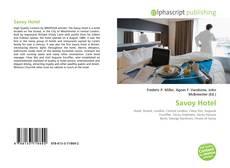 Copertina di Savoy Hotel