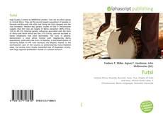 Bookcover of Tutsi