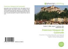 Bookcover of Francisco Vásquez de Coronado