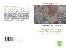 Holger Bech Nielsen的封面