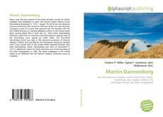 Buchcover von Martin Dannenberg