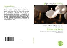 Bookcover of Ebony and Ivory