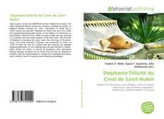 Portada del libro de Stéphanie Félicité du Crest de Saint-Aubin