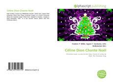 Buchcover von Céline Dion Chante Noël