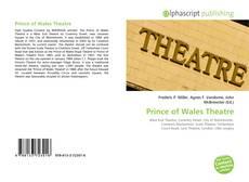 Обложка Prince of Wales Theatre