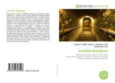 Buchcover von London Dungeon