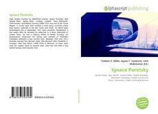 Bookcover of Ignace Poretsky