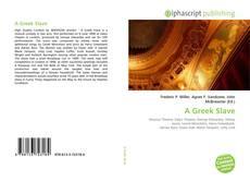 Обложка A Greek Slave