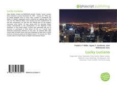 Обложка Lucky Luciano