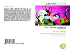 Capa do livro de Jersey Circus