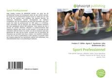 Обложка Sport Professionnel