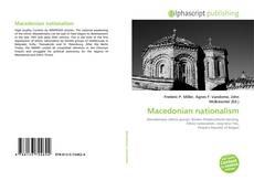 Обложка Macedonian nationalism