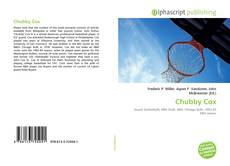 Bookcover of Chubby Cox