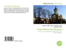 Bookcover of Great Plains Art Museum