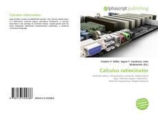 Portada del libro de Calculus ratiocinator