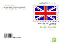 Bangor, Gwynedd kitap kapağı