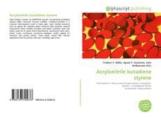 Bookcover of Acrylonitrile butadiene styrene