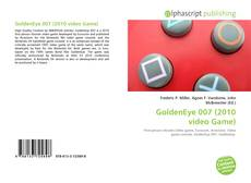 Buchcover von GoldenEye 007 (2010 video Game)