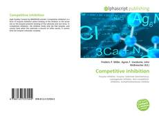 Обложка Competitive inhibition